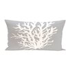 e by design Coral Reef Outdoor Pillow