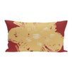 e by design Floral  Outdoor Pillow