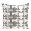 e by design Geometric Decorative Floor Pillow