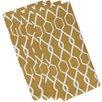 e by design Charleston Geometric Napkin (Set of 4)
