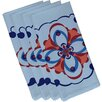 e by design Kaleidoscope Too Geometric Napkin (Set of 4)