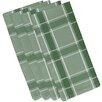 e by design Criss Cross Applesauce Geometric Napkin (Set of 4)