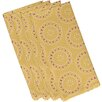 e by design Happiness Floral Napkin (Set of 4)
