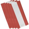 e by design Awning Stripe Napkin (Set of 4)