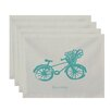 e by design Decorative Placemat (Set of 4)