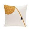 e by design Eensy Weensy Spider Holiday Print Floor  Floor Pillow