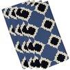 e by design Medina Geometric Print Napkin