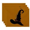 e by design Witchcraft Holiday Print Placemat