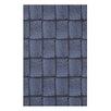 e by design Basketweave Geometric Print Throw Blanket