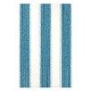 e by design Striate Stripe Stripe Print Throw Blanket