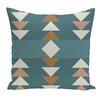 e by design Sagebrush Geometric  Floor Pillow