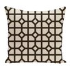 e by design Don't Fret Geometric Print Floor  Pillow