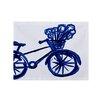 e by design La Bicicleta Geometric Placemat (Set of 4)