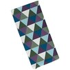 e by design Triangles! Geometric Napkin (Set of 4)