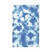 e by design Hang Ten Chillax Geometric Throw Blanket