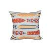 e by design Hang Ten Jan Geometric Outdoor Throw Pillow