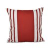 e by design Big and Bold Stripe Decorative Throw Pillow