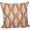 e by design Geometric Decorative Hypo Allergenic Throw Pillow