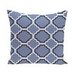 e by design Road to Morocco Geometric Print Throw Pillow