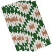 e by design HH Revival Patna Geometric Print Napkin (Set of 4)