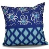 e by design Hanukkah 2016 Decorative Holiday Geometric Throw Pillow
