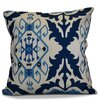 e by design HH Revival Bombay 6 Geometric Euro Pillow
