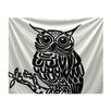 e by design Fall Cascades Hootie Tapestry