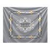 e by design Happy Hippy Jodhpur Border Tapestry
