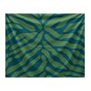 e by design Flora and Fauna Animal Stripe Tapestry
