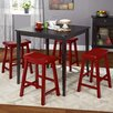 TMS Belfast 5 Piece Dining Set