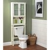 """TMS 21"""" x 67.3"""" Free Standing Over the Toilet"""
