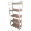 "TMS Eleanor 62.75"" Etagere Bookcase"