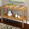 TMS Parker Console Table with Trays
