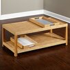 TMS Parker Coffee Table with Trays