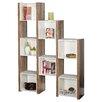 "TMS Urban 70.9"" Cube Unit Bookcase"