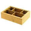 Woodquail Expandable Desk Drawer Organiser