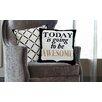 Amrapur Overseas Inc. Contempo 2 Piece Cotton Throw Pillow