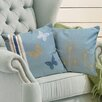 Amrapur Overseas Inc. French 2 Piece Cotton Throw Pillow