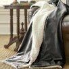 Amrapur Overseas Inc. Sherpa Micro Mink Reverse Throw Blanket