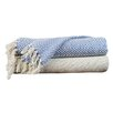 Amrapur Overseas Inc. Chevron Cotton Throw Blanket