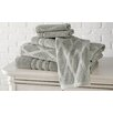 Amrapur Overseas Inc. 6 Piece 100% Cotton Towel Set
