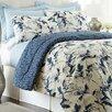 Amrapur Overseas Inc. Mianka Comforter Set in Blue & Cream