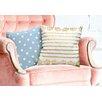 Amrapur Overseas Inc. Shabby 2 Piece Decorative Cotton Throw Pillow