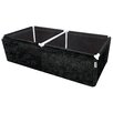 Plastic Planter Box - Size: 14 inch High x 72 inch Wide x 36 inch Deep - Geopot Planters