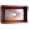 """Linkasink 25"""" x 20"""" Undermount Kitchen Sink"""