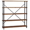 "Reual James Casual 78"" Etagere Bookcase"