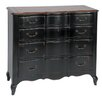 Reual James Et Cetera 4 Drawer French Chest