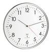 TFA Dostmann Energy 33cm Analogue Radio Controlled Wall Clock