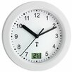 TFA Dostmann Analogue 17cm Radio Controlled Wall Clock