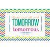 Thumbprintz Tomorrow Sdgraphics Studio Sundance White Chevron Area Rug